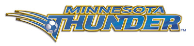 Minnesota Thunder 2002 - 2007 -- Primary Logo